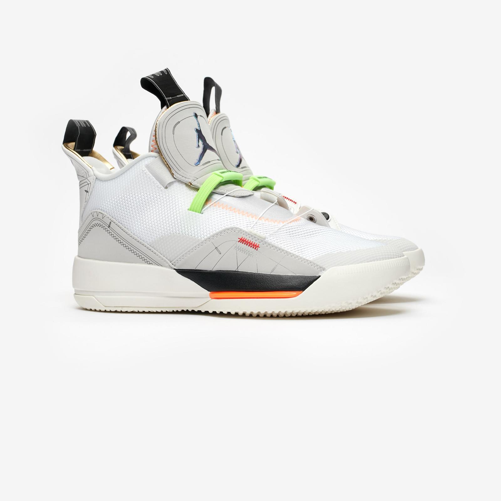 b3c409443a542 Jordan Brand Air Jordan XXXIII - Aq8830-004 - Sneakersnstuff ...