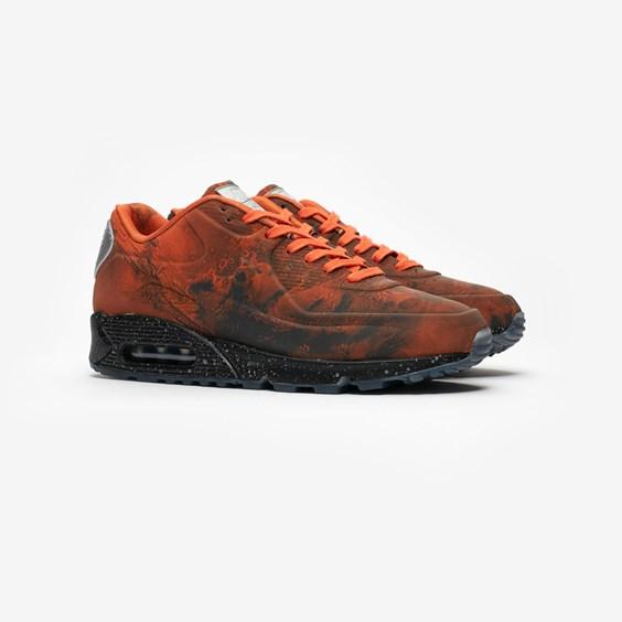 Nike Air Max 90 QS Mars Stone Magma Orange