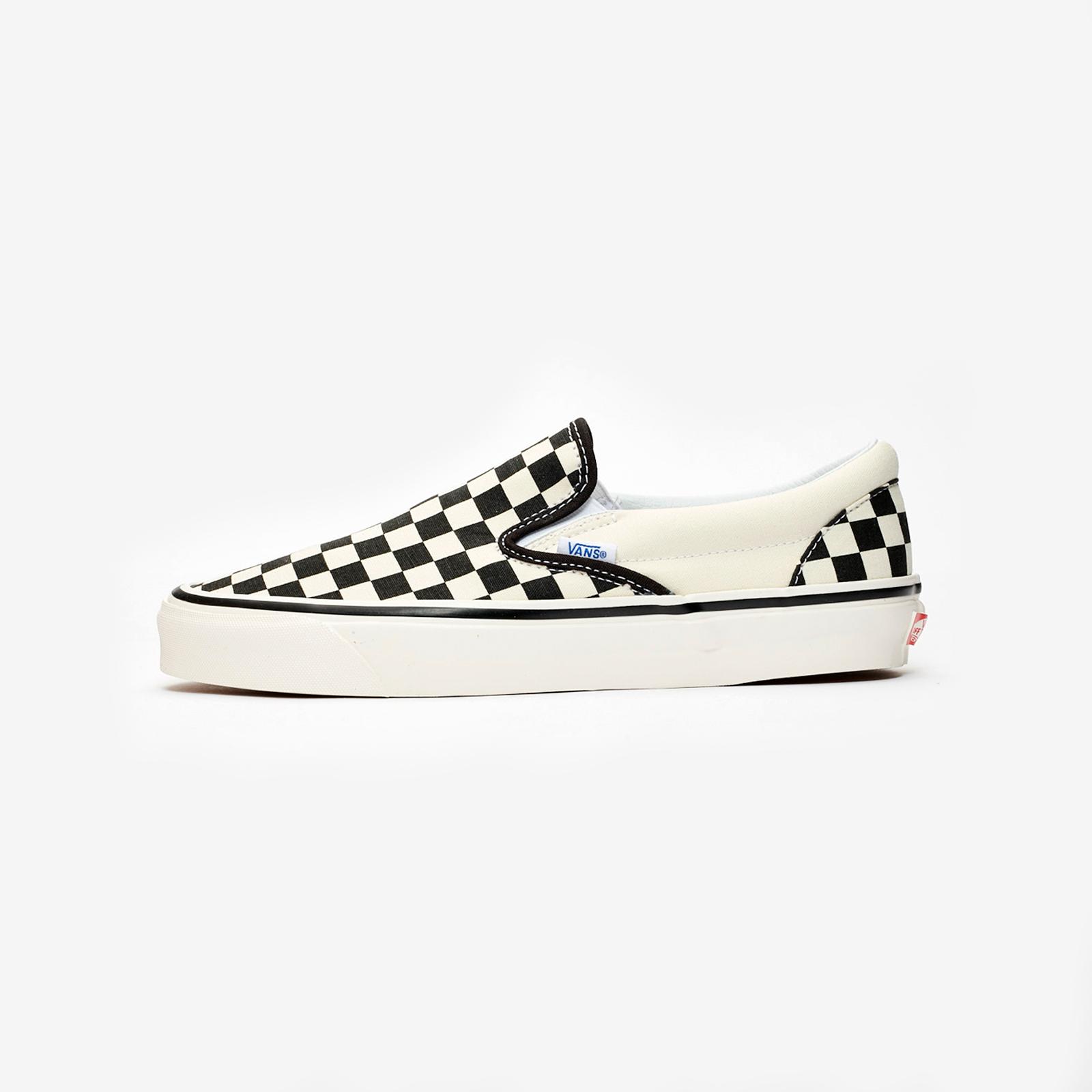 Vans UA Classic Slip-On 98 DX - Va3jexpu1 - SNS | sneakers ...