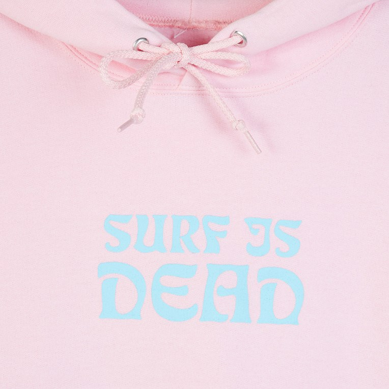 Surf Is Dead These Are the Breaks Hoody - 4