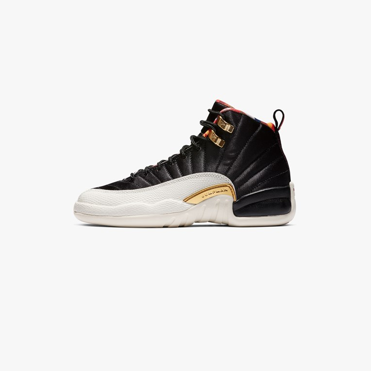 Jordan Brand Air Jordan 12 Retro CNY (GS) - 3