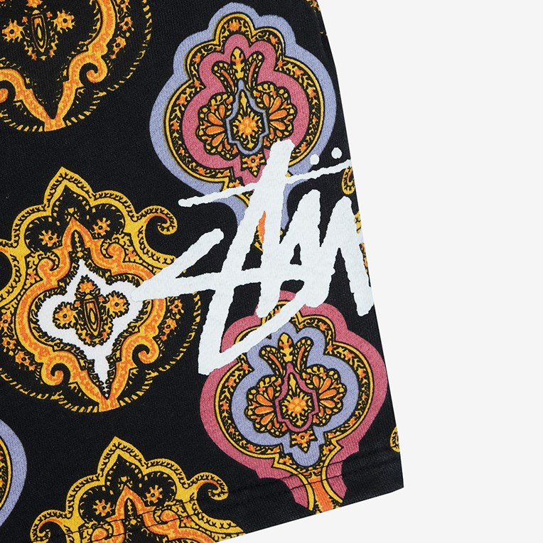 Stussy Wendel Paisley Terry Short - 3