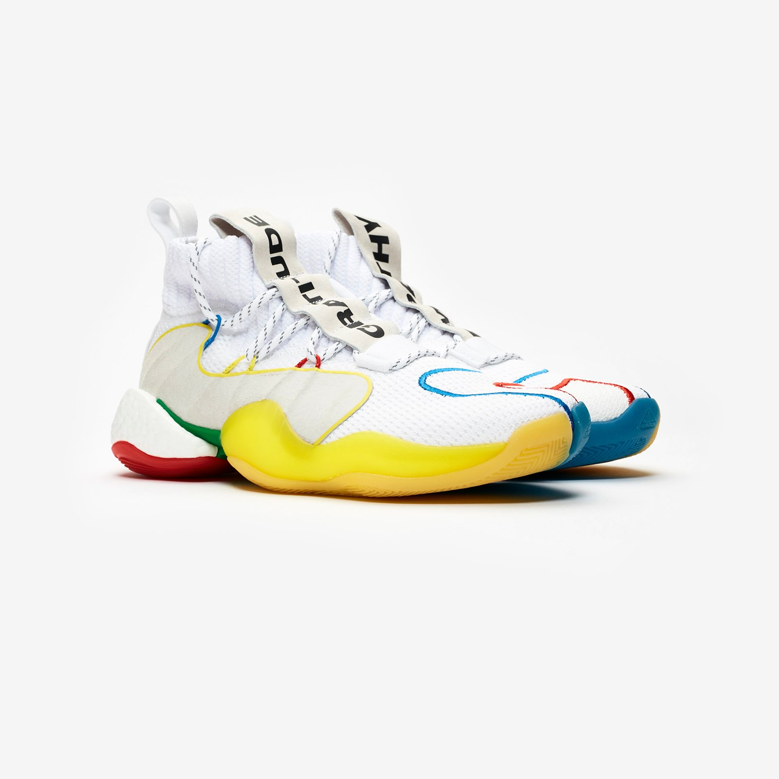 best service 77256 681a7 adidas Crazy BYW LVL X PW - Ef3500 - Sneakersnstuff ...
