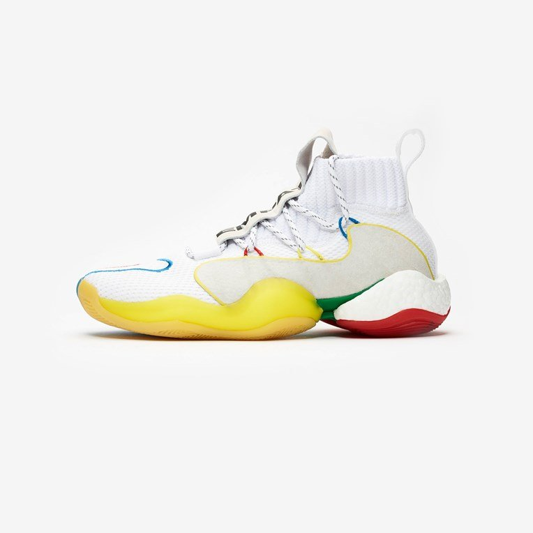 adidas by Pharrell Williams Crazy BYW LVL X PW - 3