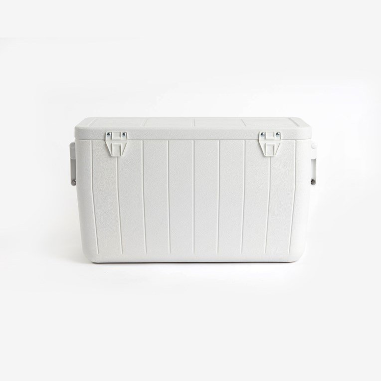 SNS SNS Logo Coleman 48-Quart Chest Cooler - 3