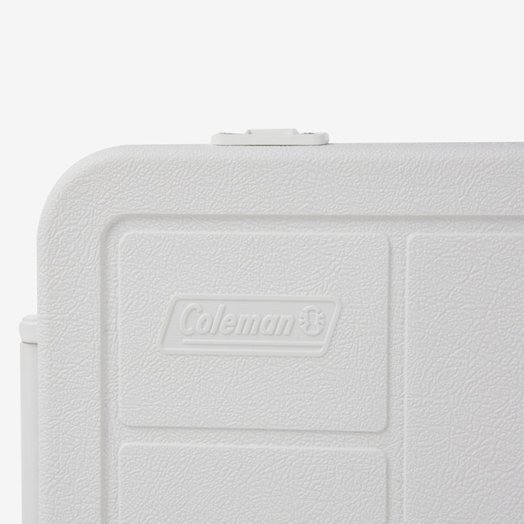 SNS SNS Logo Coleman 48-Quart Chest Cooler - 5