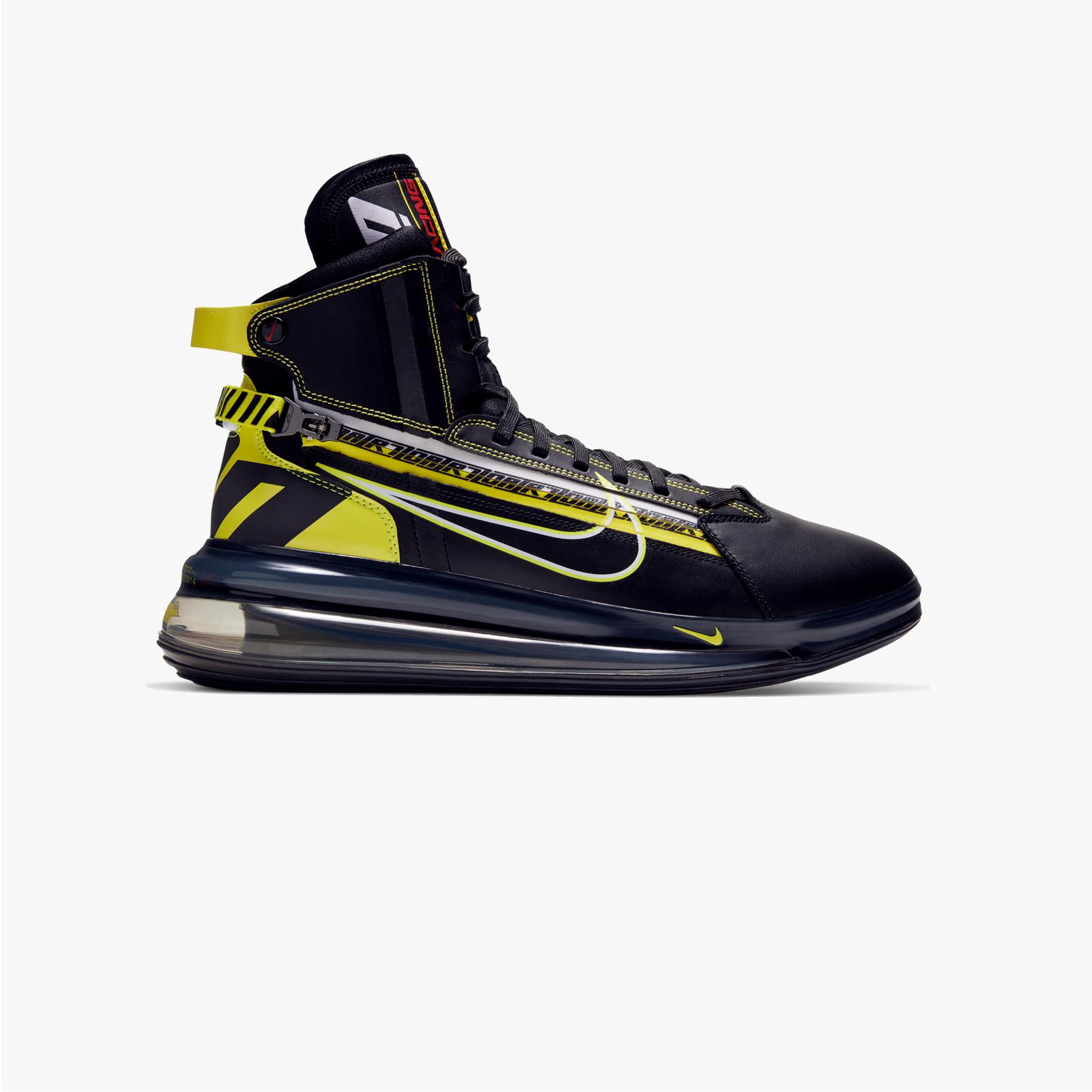 Nike Air Max 720 Saturn AS QS BlackDynamic Yellow