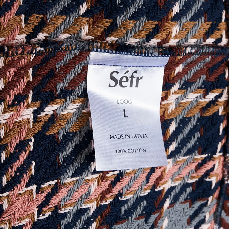 Séfr Séfr Loog Sweater Checked - 5