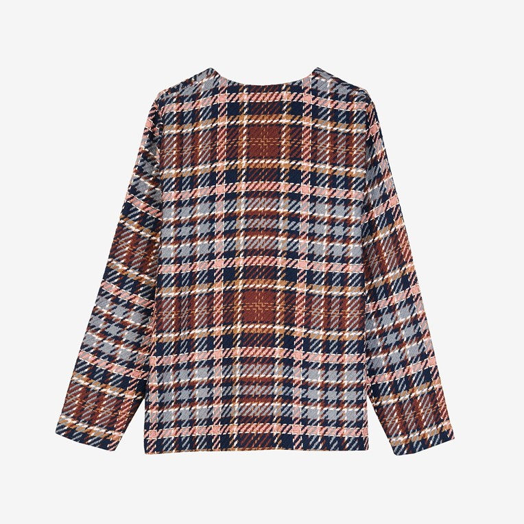 Séfr Séfr Loog Sweater Checked - 2