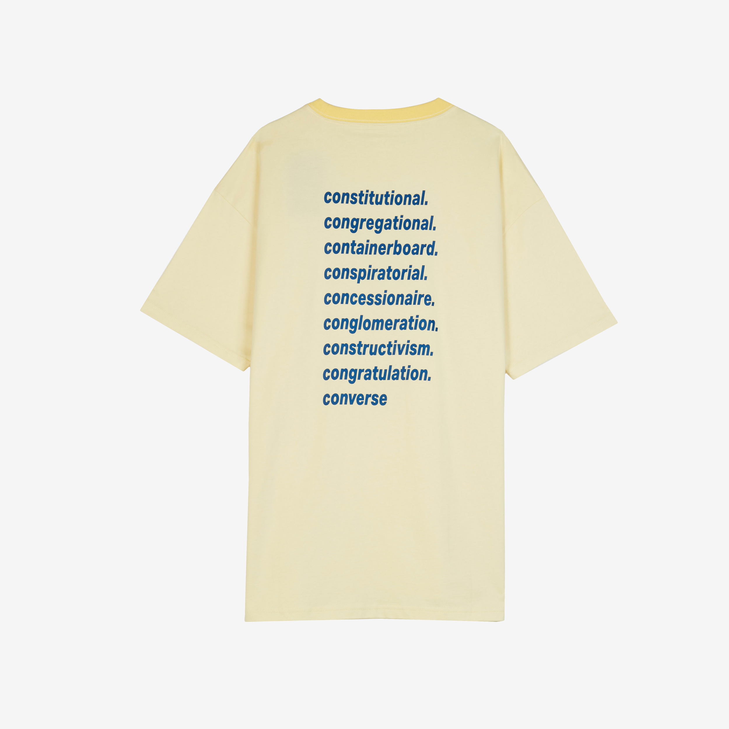 f2ac3ad1 Converse T-Shirt x ASAP Nast - 10017744-a01 - Sneakersnstuff ...