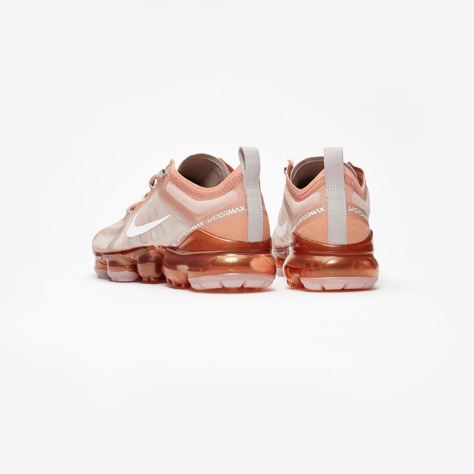 nike air vapormax 2019 rose gold