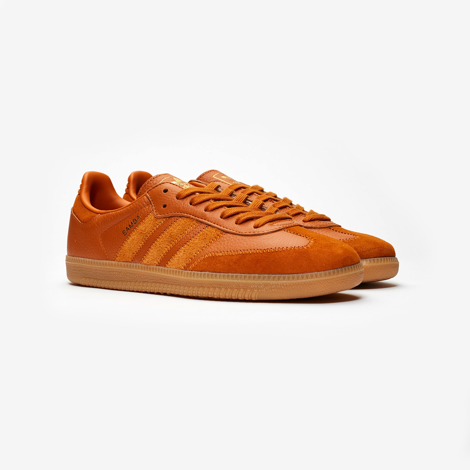 most popular best quality release date adidas Samba OG FT - Cg6134 - Sneakersnstuff | sneakers ...