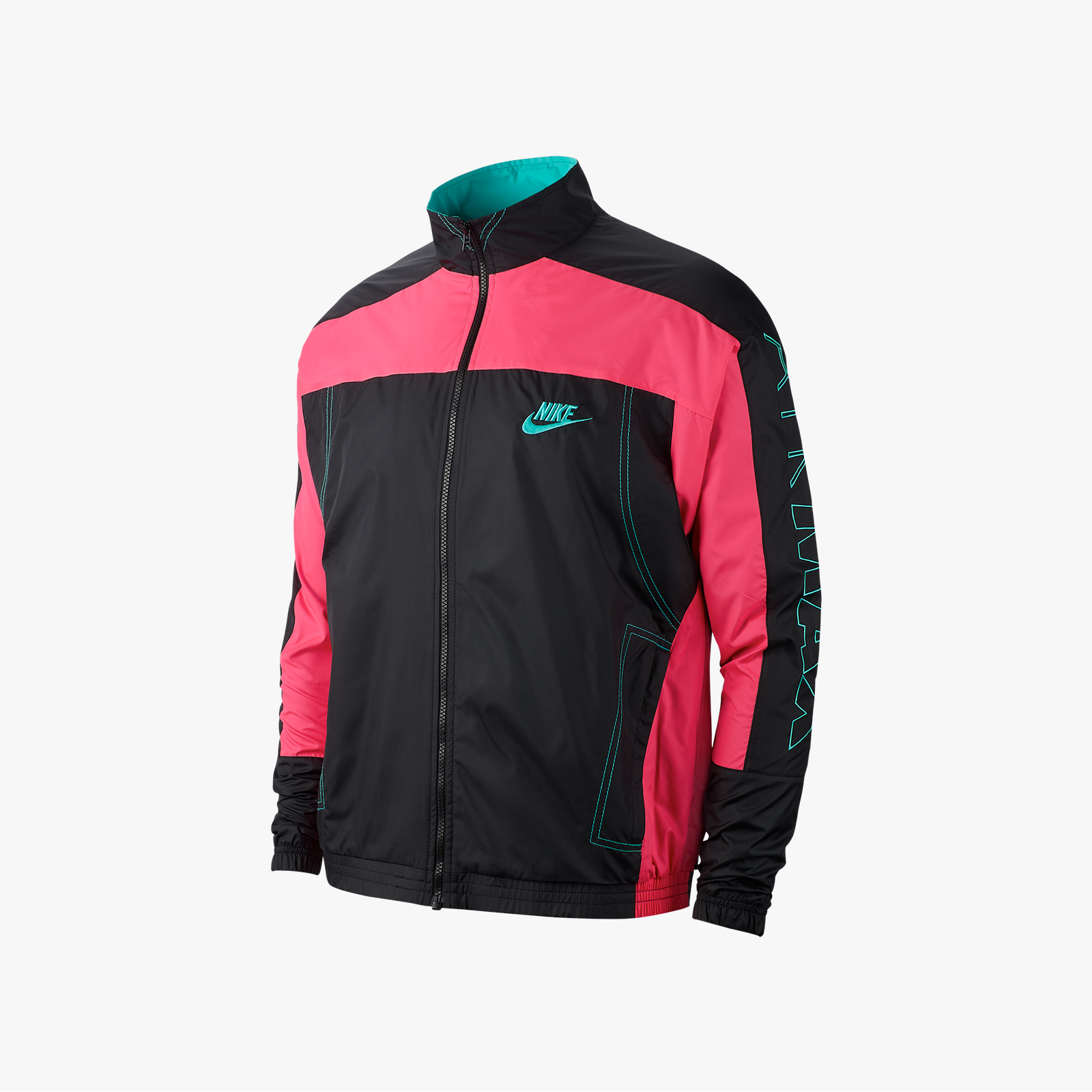 fbbe81e3f6 Nike Atmos Vintage Patchwork Track Jacket - Cd6132-011 ...