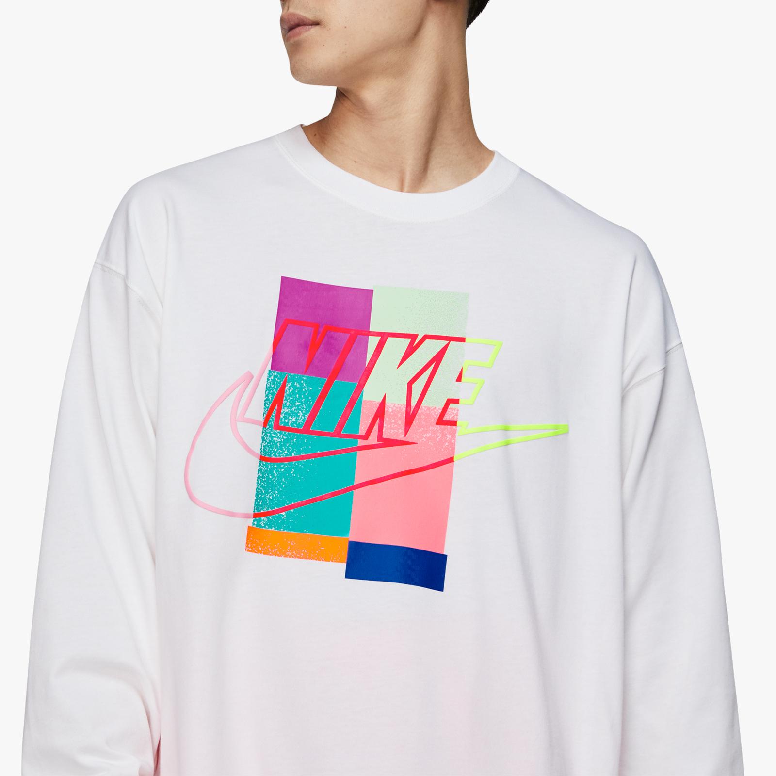 official photos 6be18 854cc Nike Sportswear CU LS Tee x Atmos