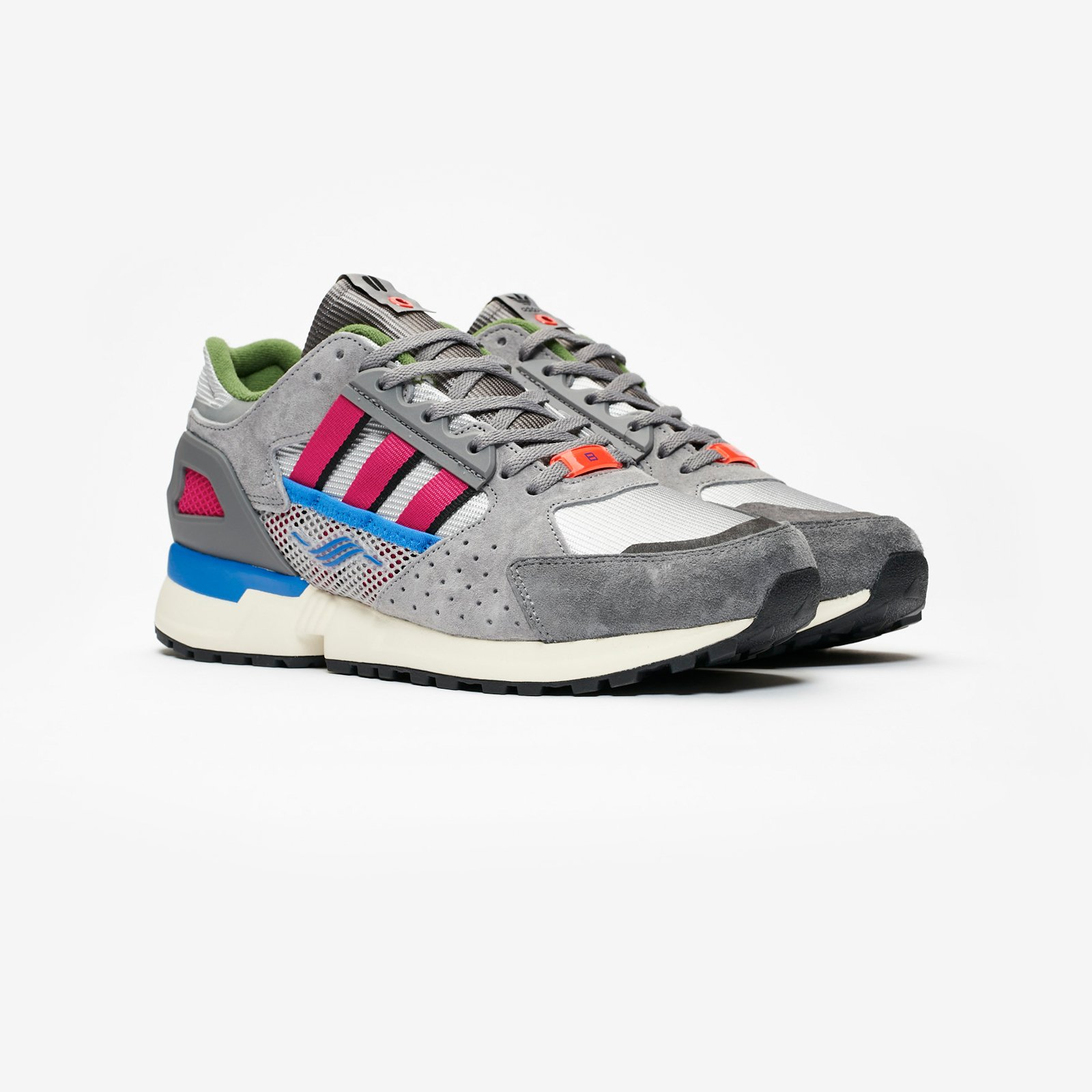 new lower prices high fashion nice shoes adidas ZX 10.000 C x Overkill - G26252 - Sneakersnstuff ...