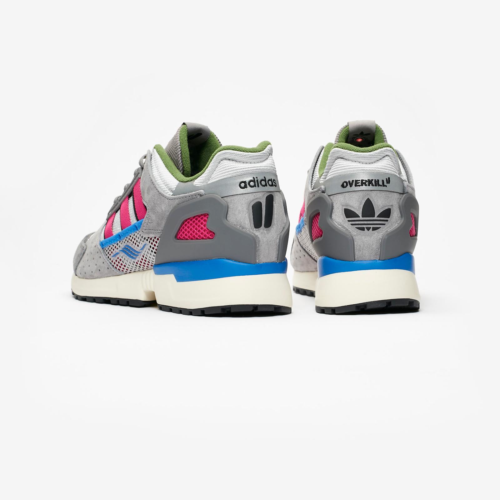 finest selection 56045 66e7f adidas ZX 10.000 C x Overkill - G26252 - Sneakersnstuff ...