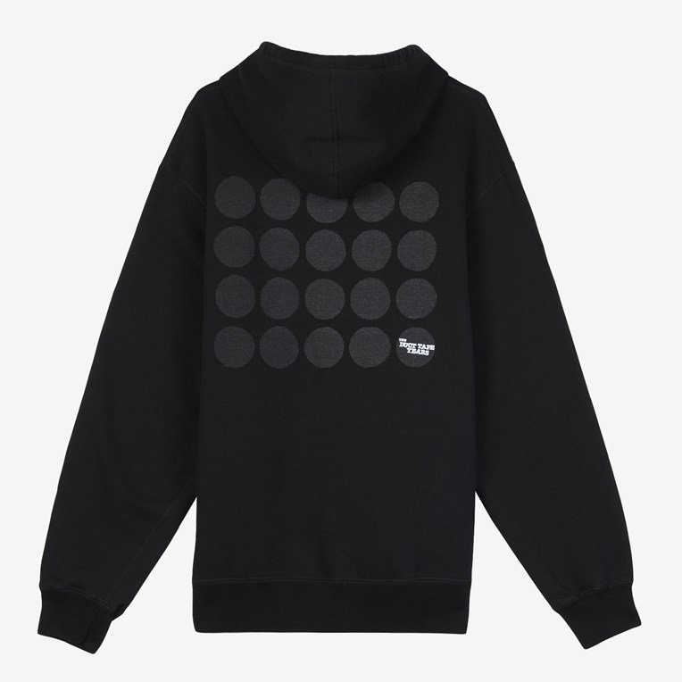 The Duct Tape Years Dots Pullover Hood Sweatshirt - 3