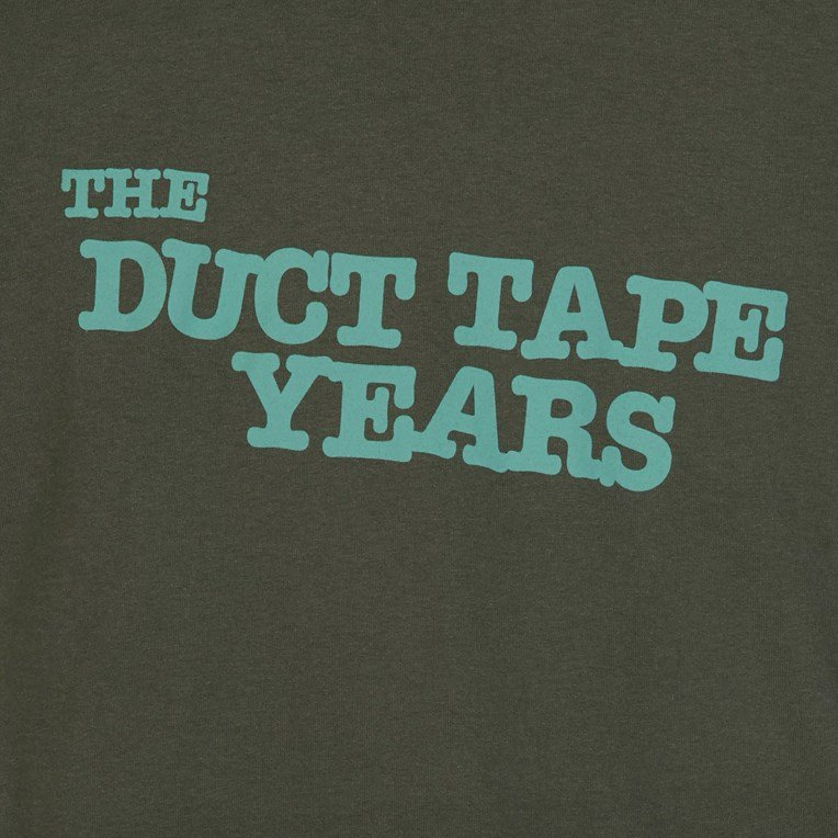 The Duct Tape Years Main Logo T-Shirt - 2