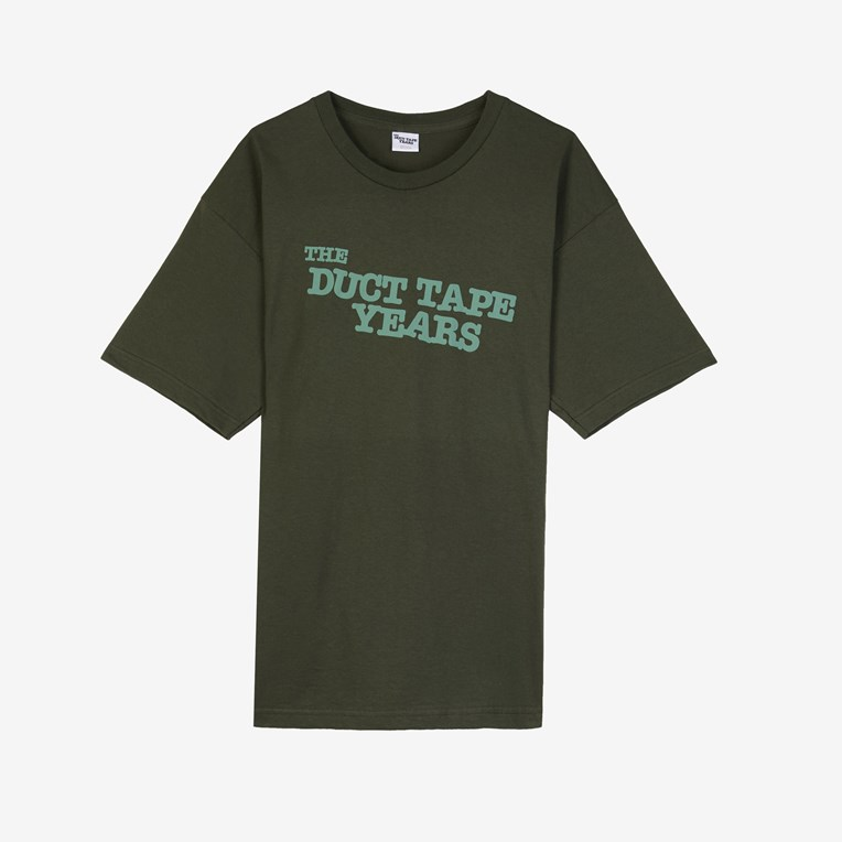 The Duct Tape Years Main Logo T-Shirt