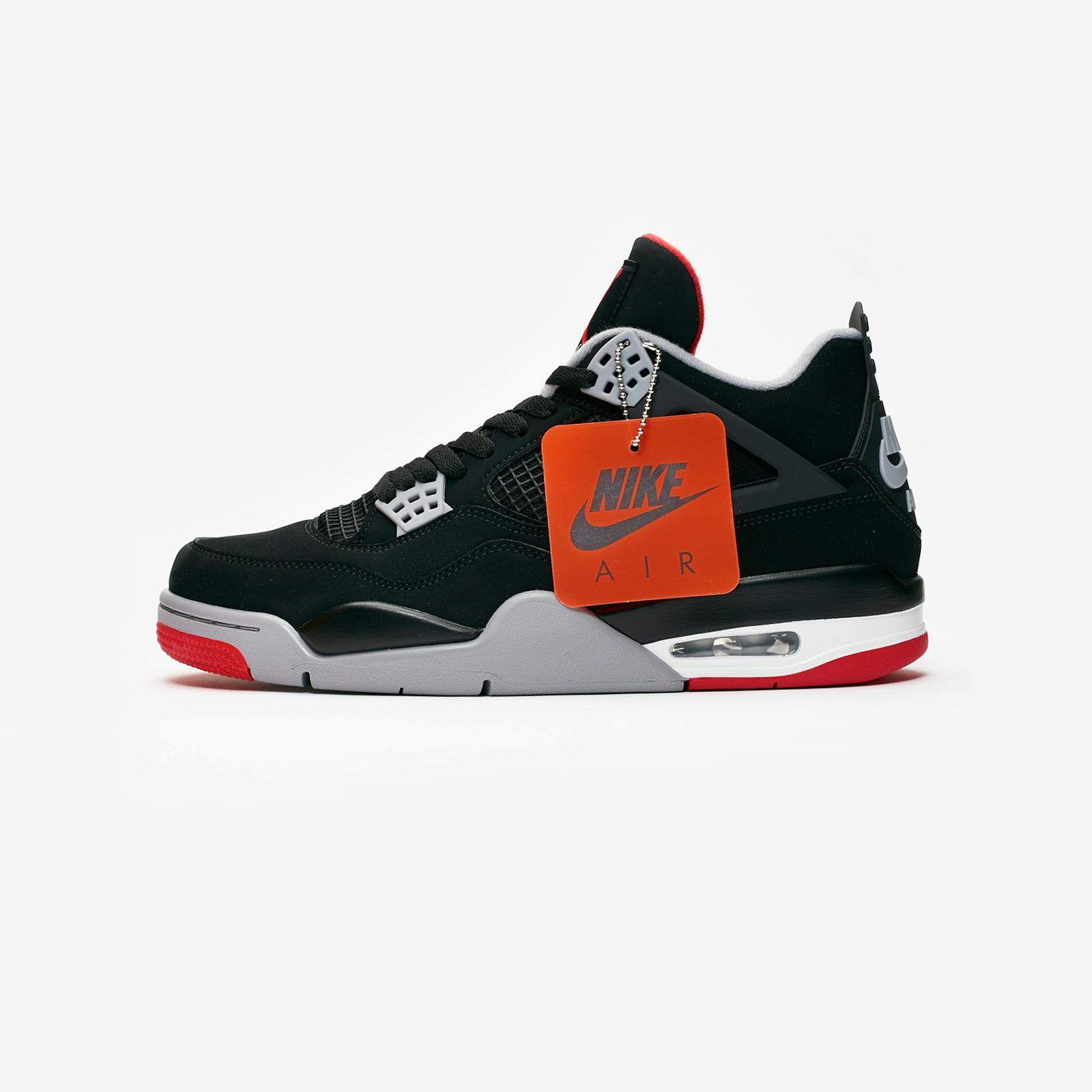 52625659103 Jordan Brand Air Jordan 4 Retro - 308497-060 - Sneakersnstuff | sneakers &  streetwear online since 1999