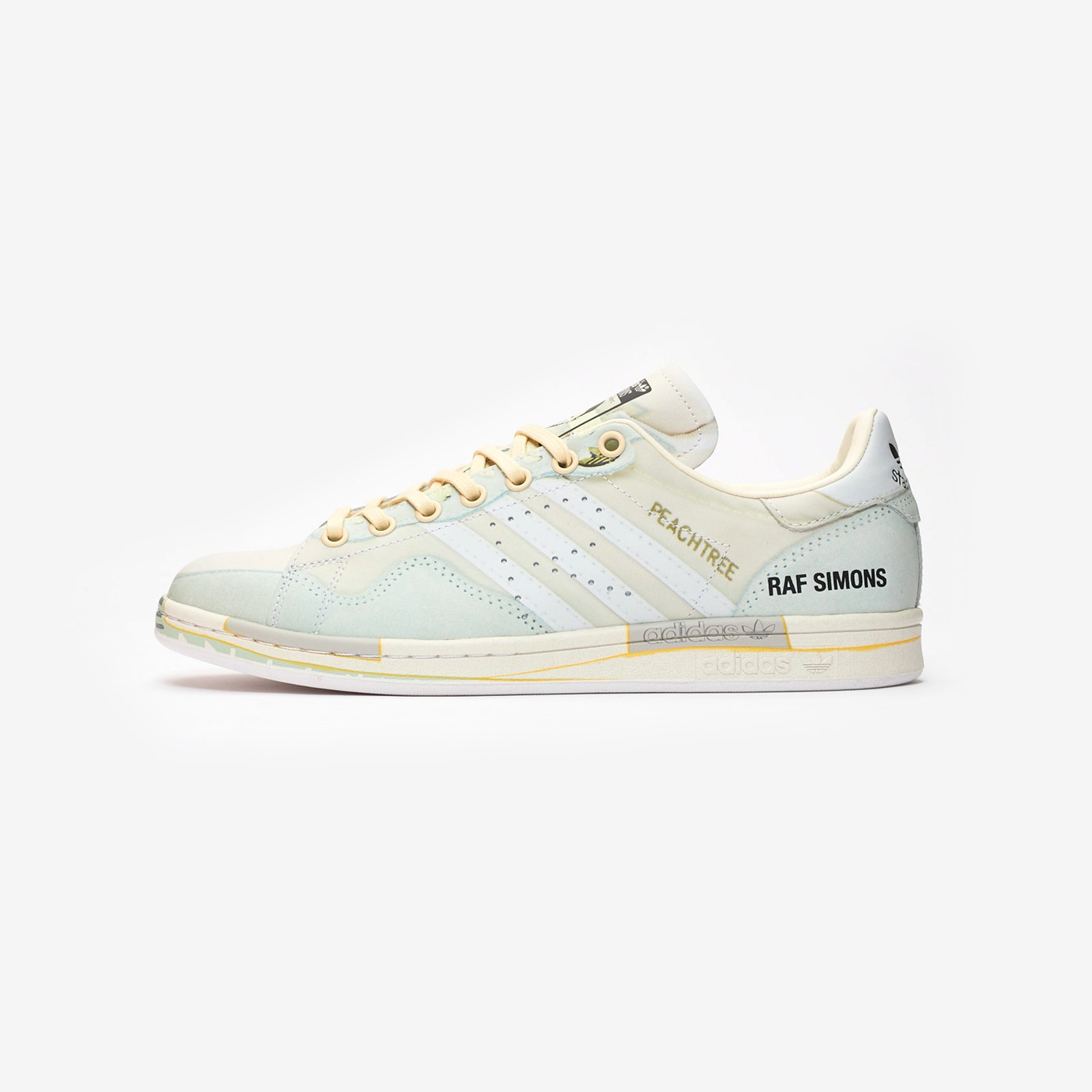 finest selection bd0ff 415ae adidas RS Peach Stan - Ee7952 - Sneakersnstuff | sneakers ...
