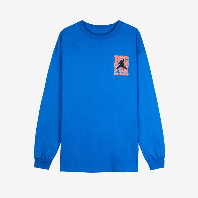 Pleasures Stats Long Sleeve