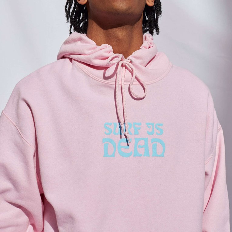 Surf Is Dead These Are the Breaks Hoody - 5