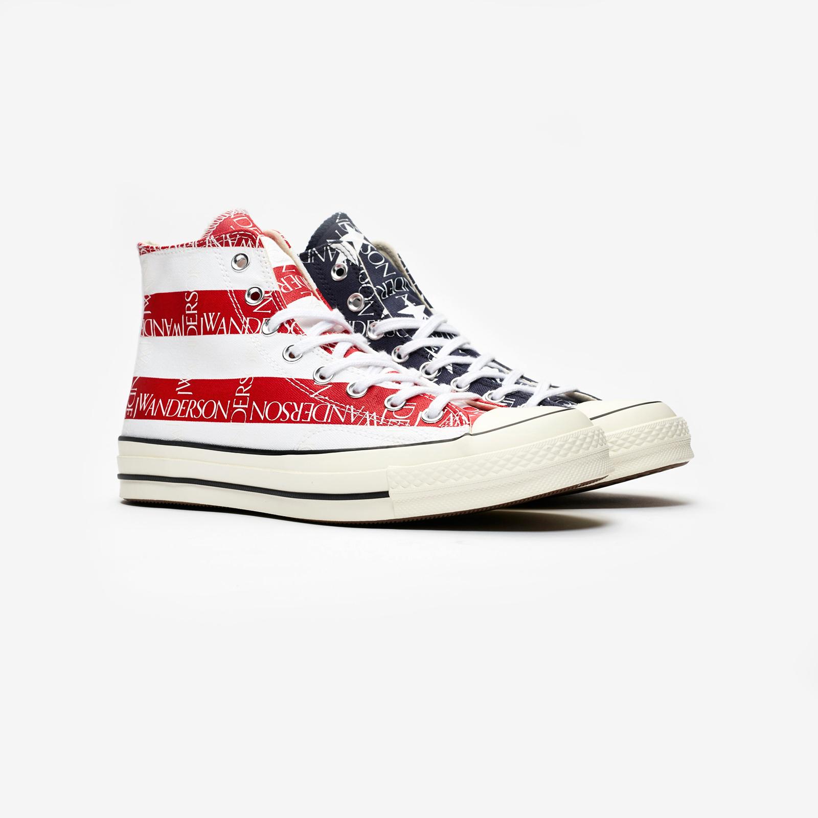 bcdb32a9606 Converse Chuck 70s Hi x JW Anderson - 164841c - Sneakersnstuff ...
