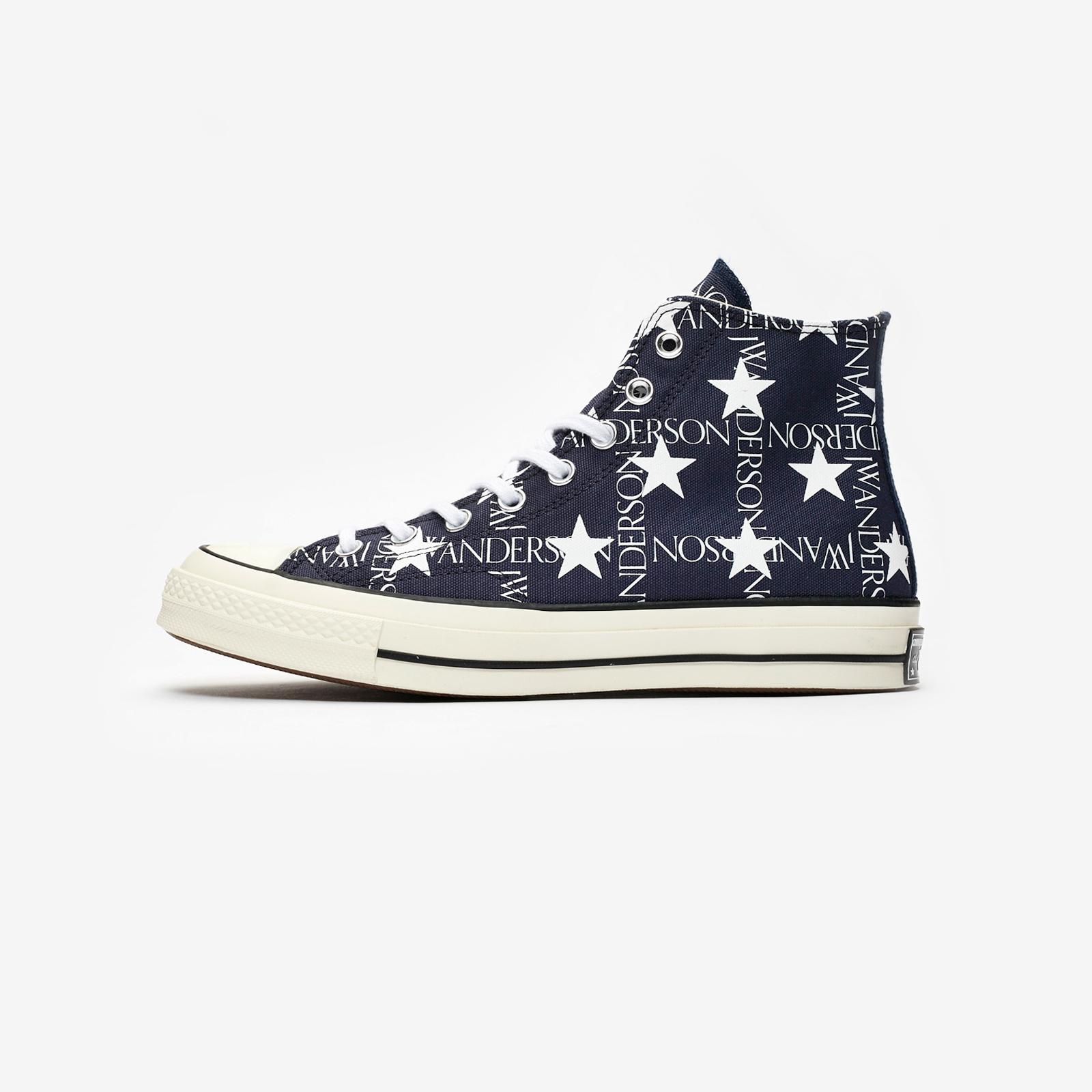 b52743166d7 Converse Chuck 70s Hi x JW Anderson - 164841c - Sneakersnstuff   sneakers &  streetwear på nätet sen 1999