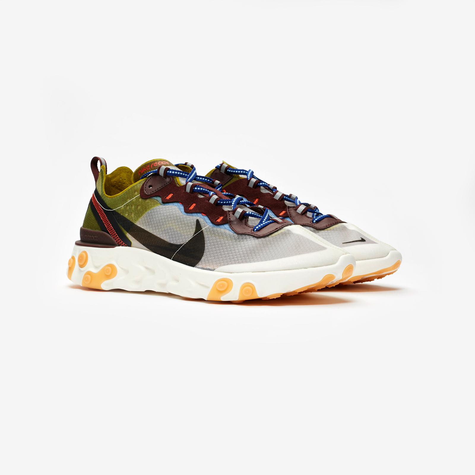 f81f0ab25ef02 Nike React Element 87 - Aq1090-300 - Sneakersnstuff