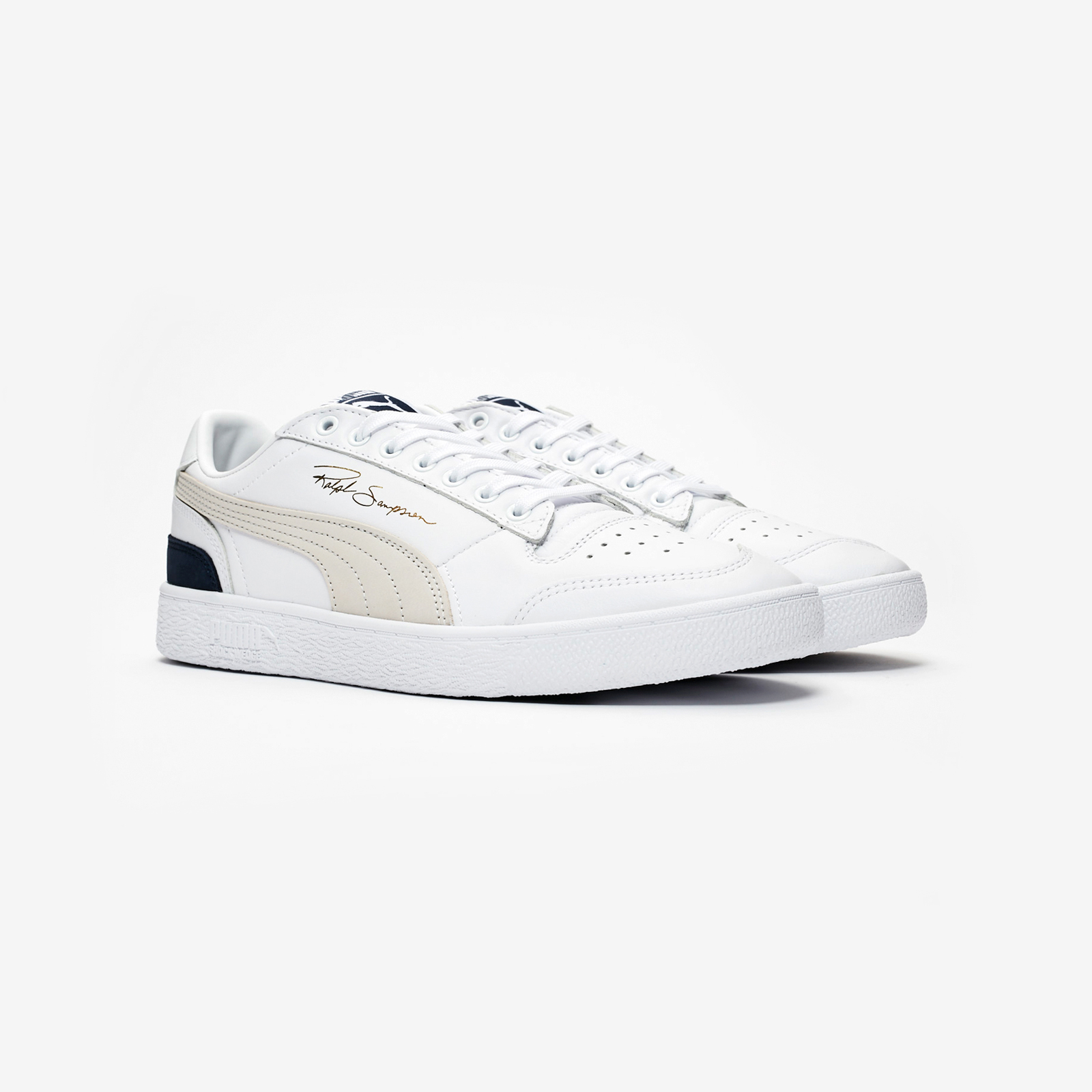 b1a8dfd4a Puma Ralph Sampson Low OG - 370719-01 - Sneakersnstuff