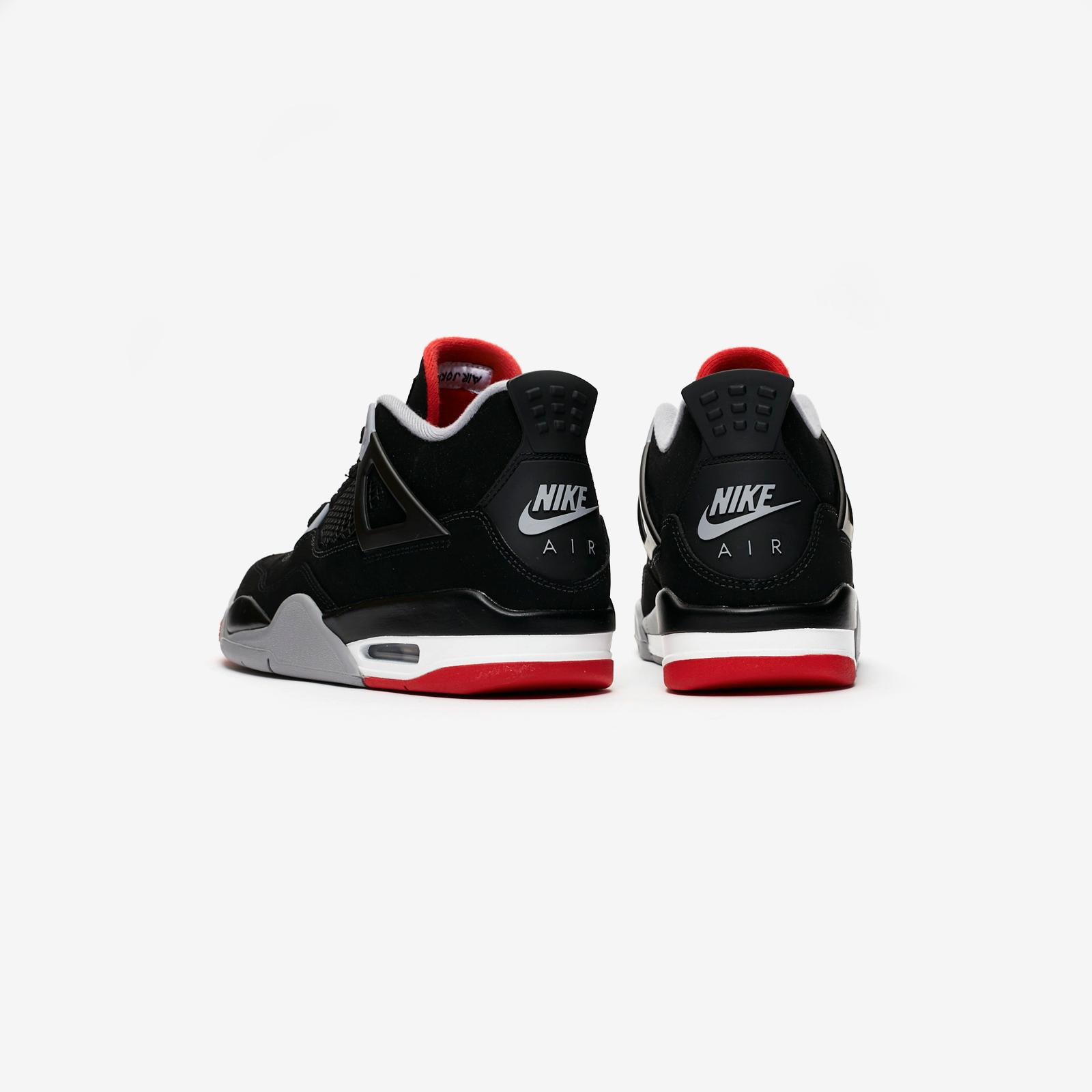 first rate e2be5 52ee9 Jordan Brand Air Jordan 4 Retro (GS) - 408452-060 - Sneakersnstuff    sneakers   streetwear online since 1999