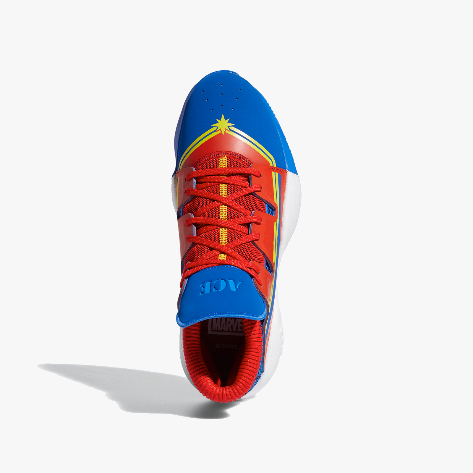 adidas Pro Vision x Captain Marvel Ef2260 Sneakersnstuff