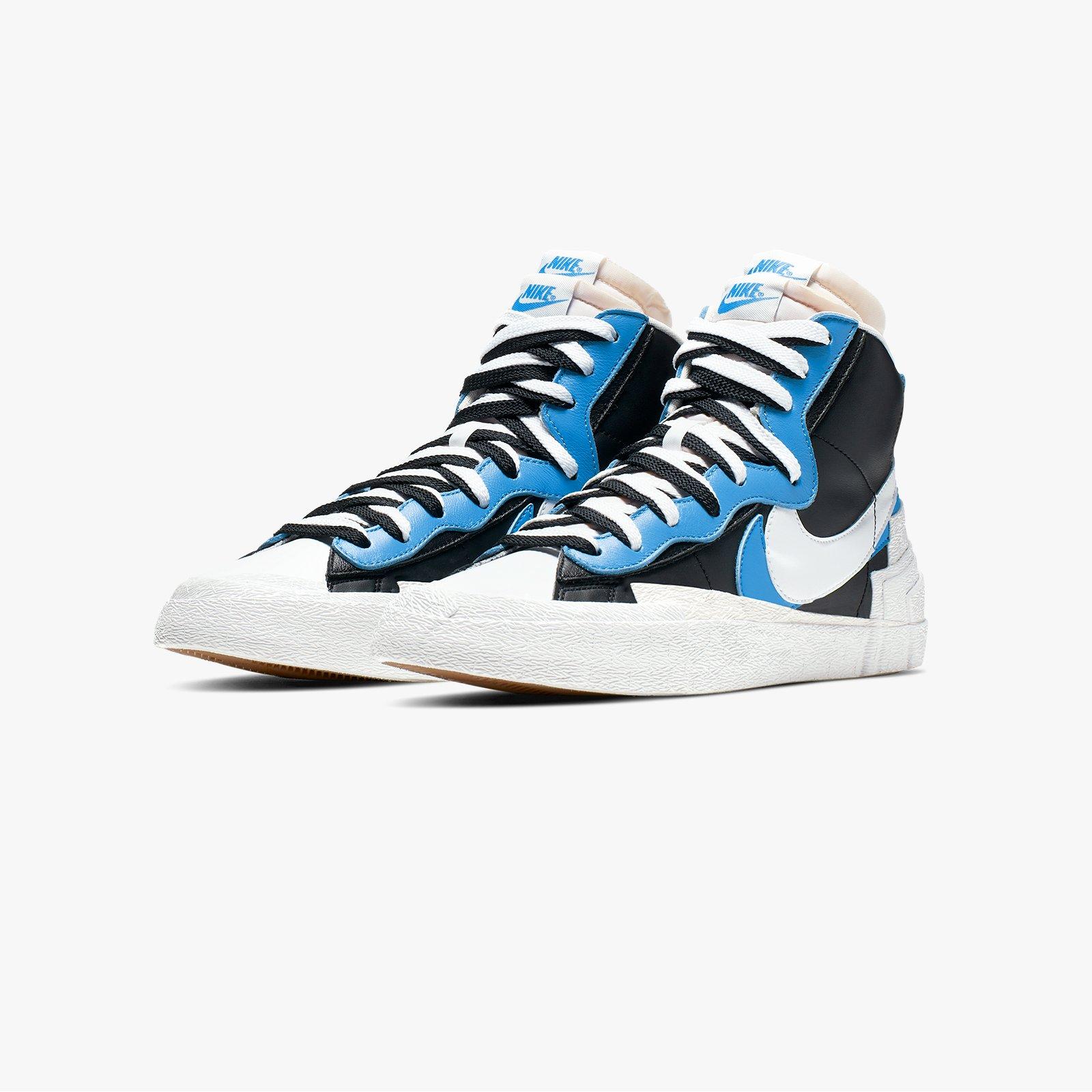 Nike Blazer Mid / SACAI - Bv0072-001