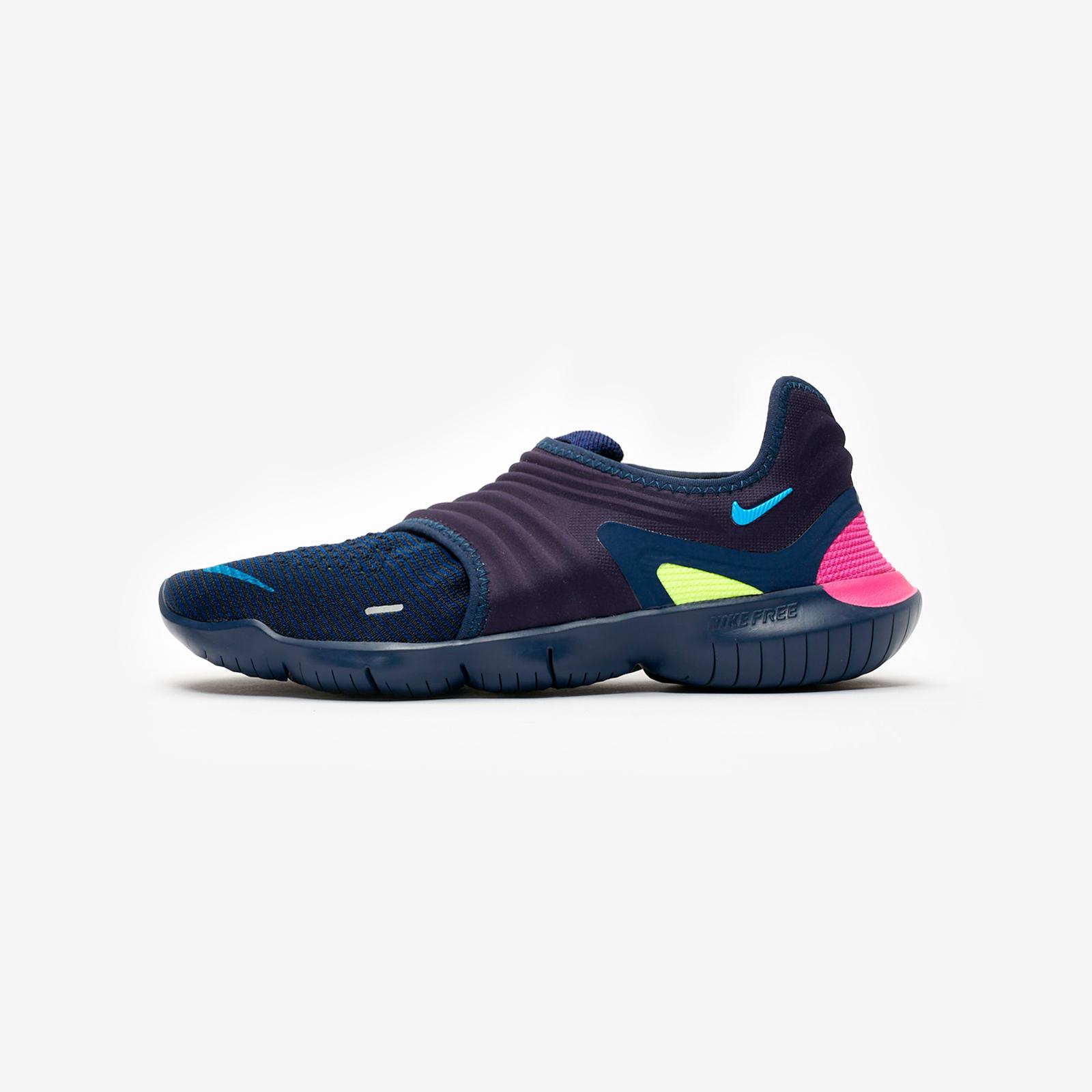 Nike Free RN Flyknit 3.0 Aq5707 400 Sneakersnstuff I