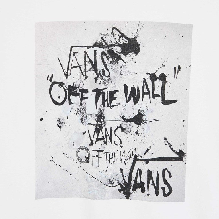 Vans Off The Wall Tee x Ralph Steadman - 3