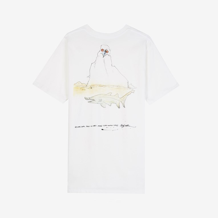 Vans Grey Nurseshark Tee x Ralph Steadman - 2