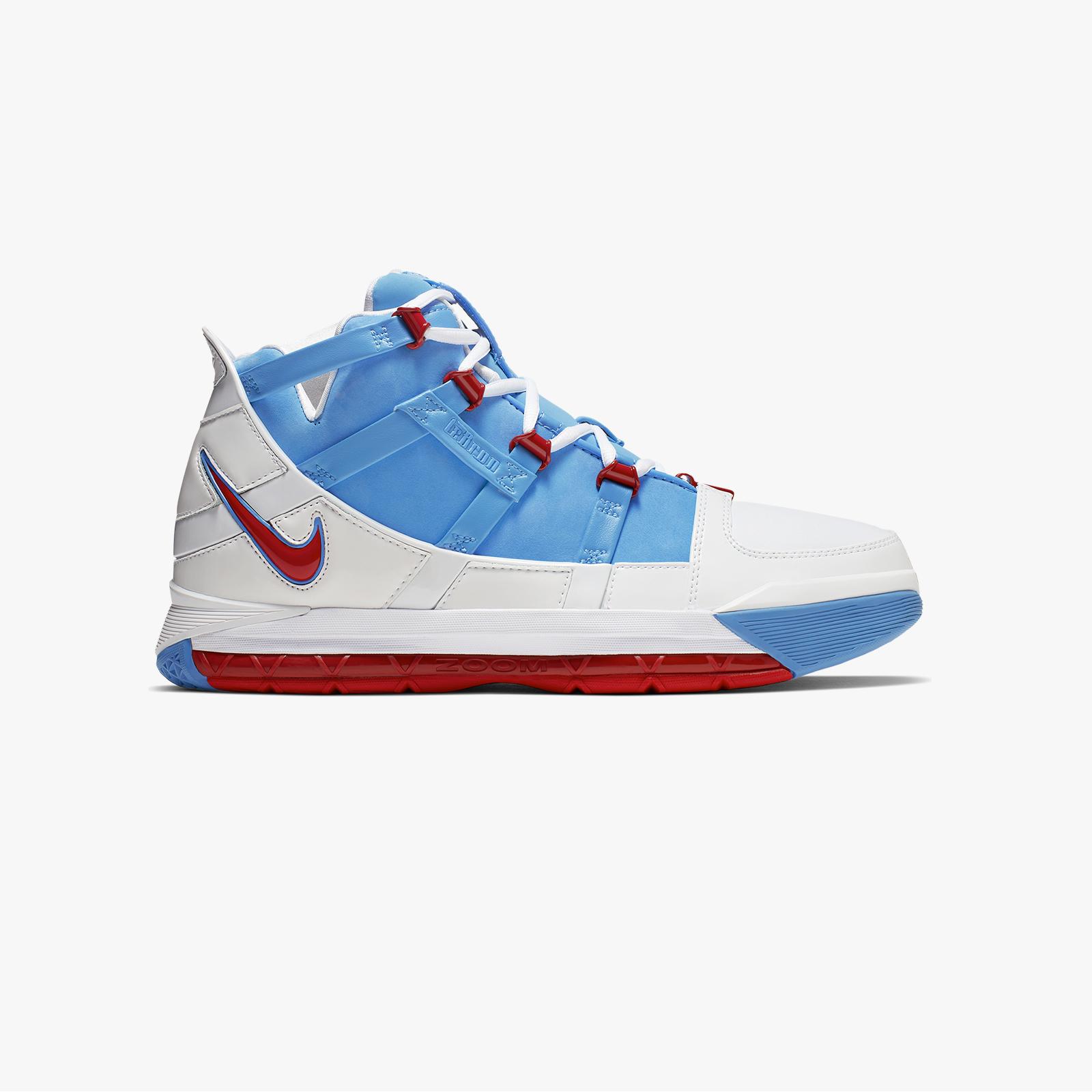 Nike Zoom LeBron III QS - Ao2434-400