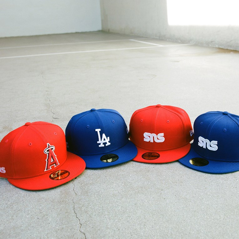 New Era SNS x MLB Los Angeles Angels - 5