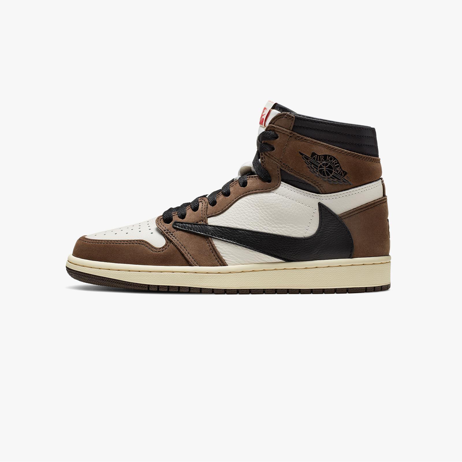 230e8621ca03 Jordan Brand Air Jordan 1 High OG Travis Scott SP - Cd4487-100 -  Sneakersnstuff