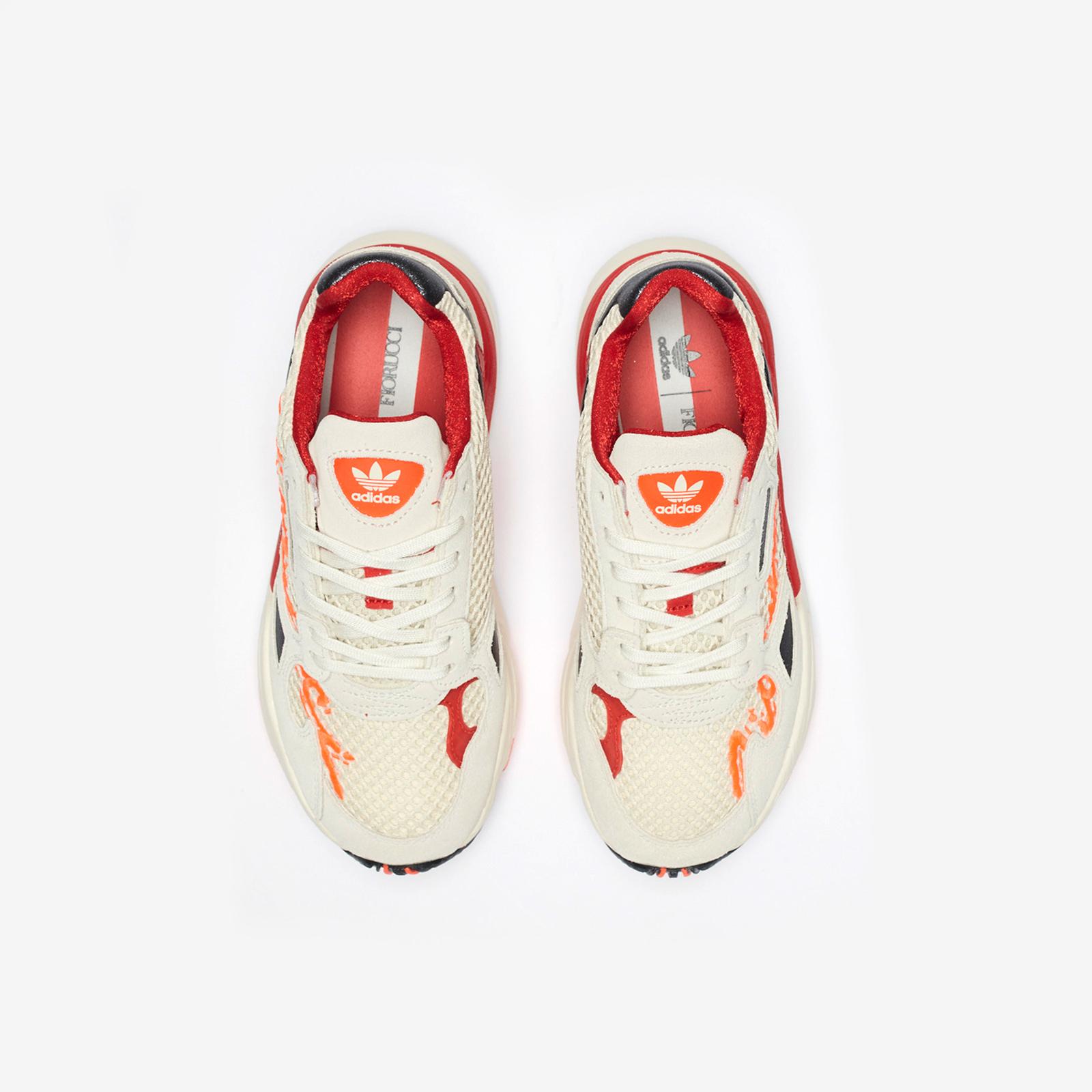 adidas Fiorucci Falcon W - G28914 - Sneakersnstuff ...