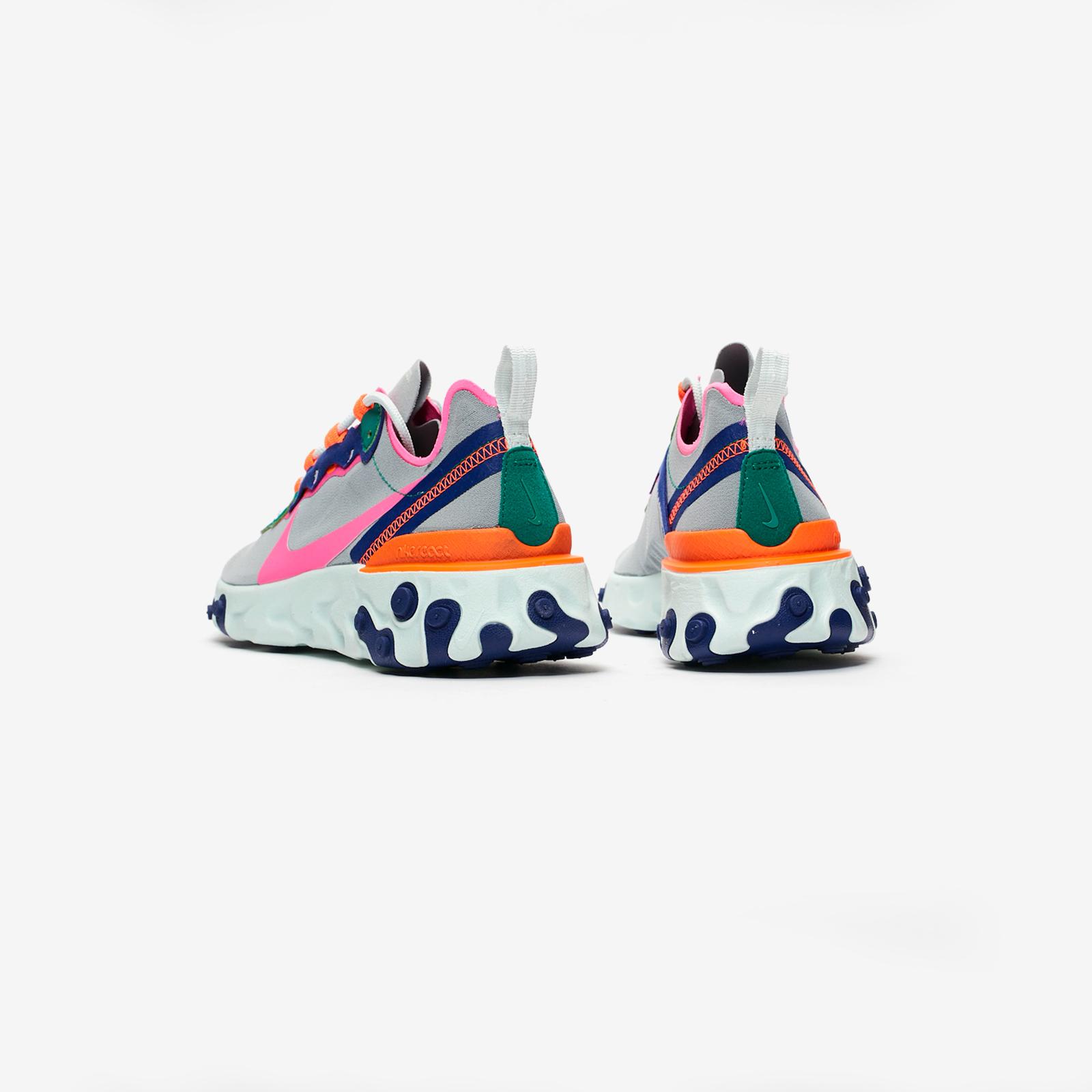 e212ada36 Nike Wmns React Element 55 - Bq2728-006 - Sneakersnstuff