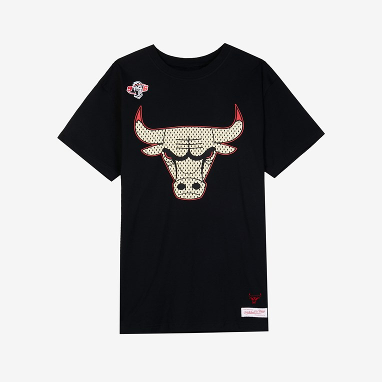 Mitchell & Ness Gold Logo Tee