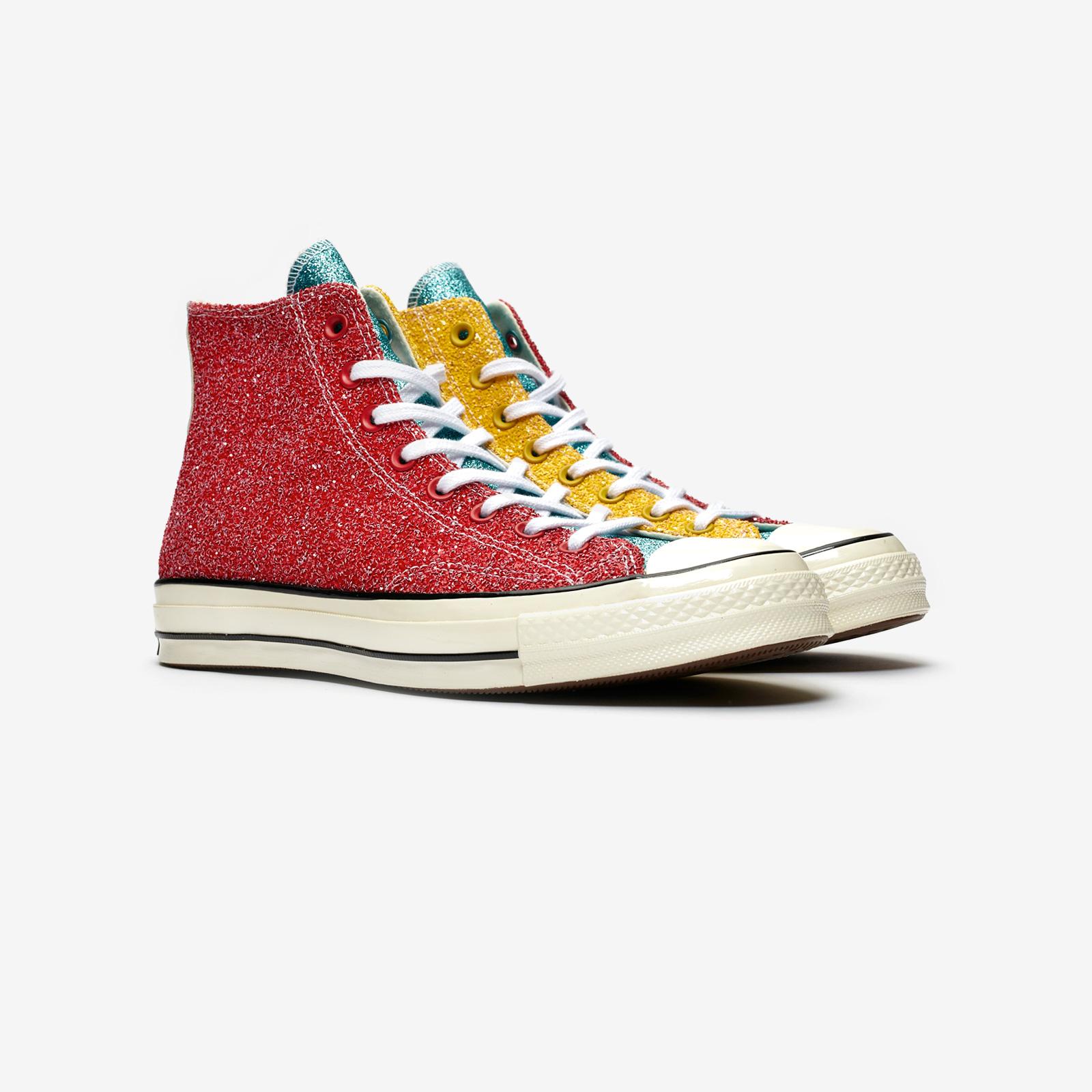 451f57eb9a0 Converse Chuck 70 Hi x JW Anderson - 164694c - Sneakersnstuff   sneakers &  streetwear på nätet sen 1999