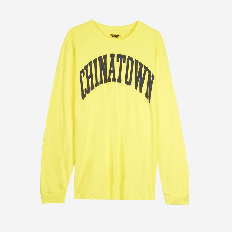 Chinatown Market Arc Long Sleeve