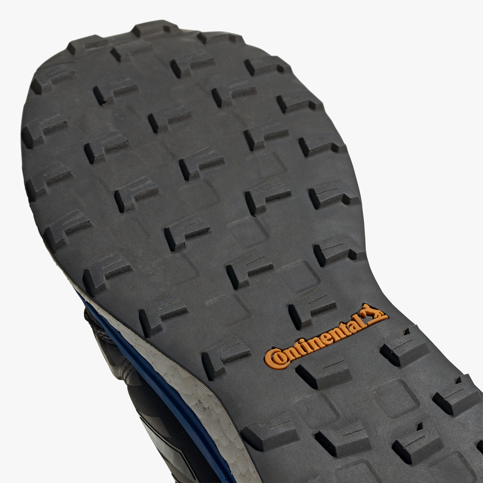 adidas Terrex Boost Shoes — Soles made by Continental Tyres