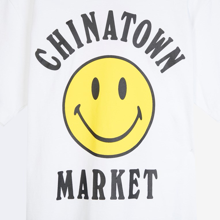 Chinatown Market Smiley Logo T-Shirt - 3