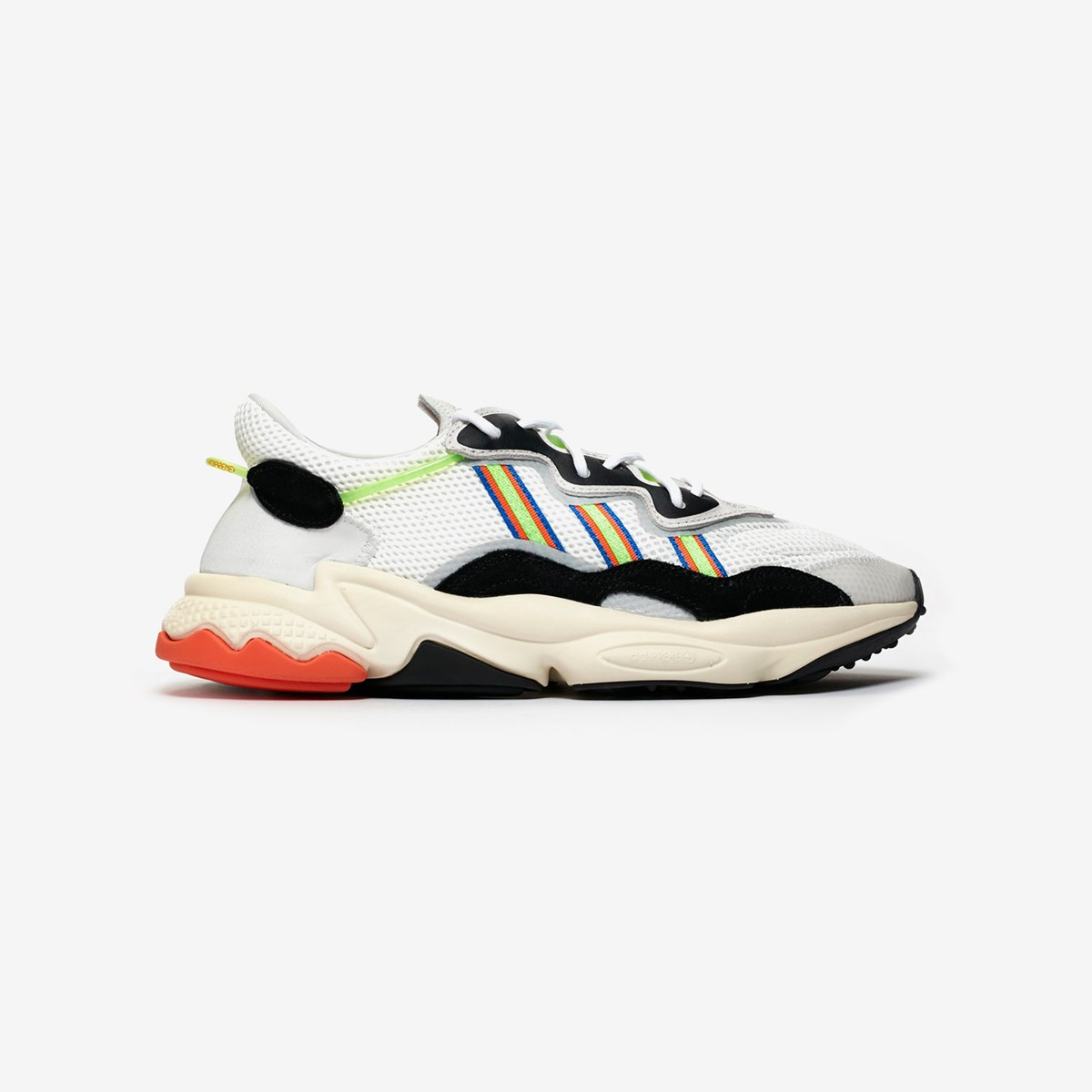 "adidas Ozweego ""Era Pack�?WhiteScream Green For Sale �?The"