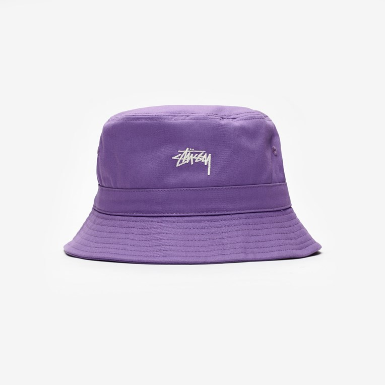 Stussy Stock Band Bucket Hat