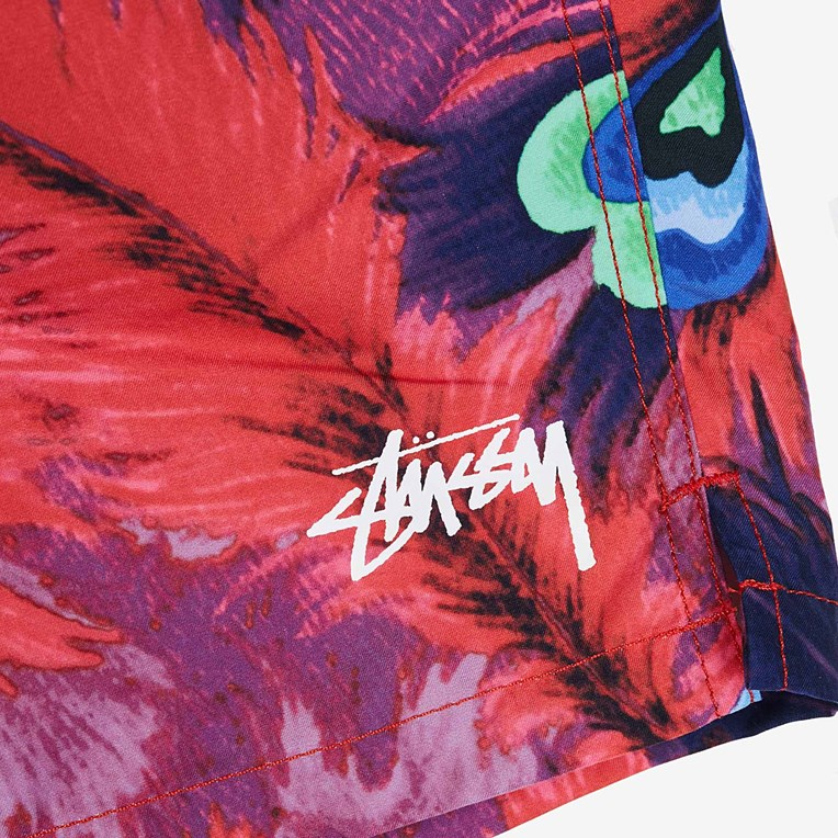 Stussy Peacock Water Short - 3